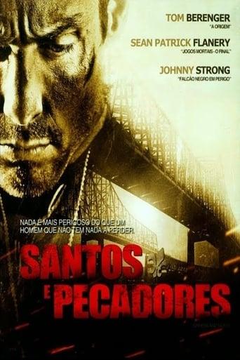 Santos e Pecadores - Poster