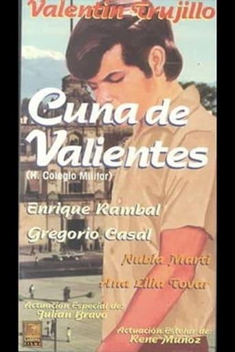 Poster of Cuna de valientes