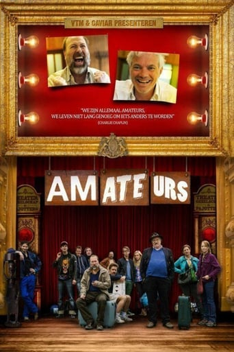 Poster of Amateurs