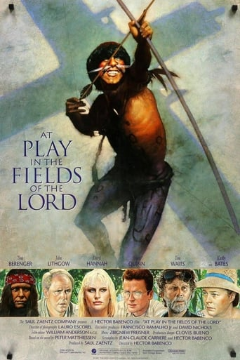 Poster of At Play in the Fields of the Lord