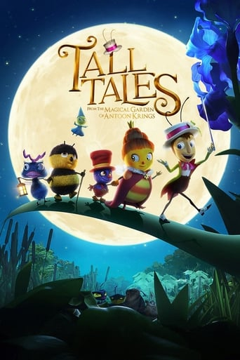Poster of Tall Tales from the Magical Garden of Antoon Krings