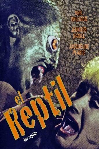 Poster of El Reptil