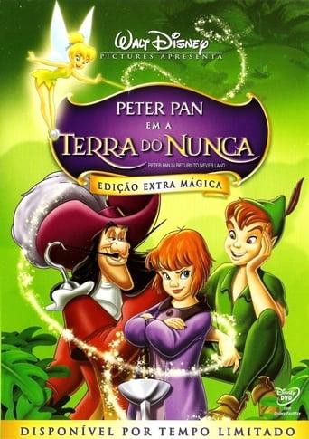 Peter Pan, de Volta à Terra do Nunca - Poster