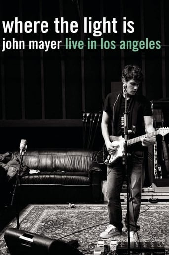 Poster of John Mayer: Where the Light Is Live in Los Angeles
