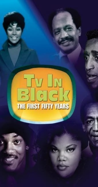 Poster of TV in Black: The First Fifty Years