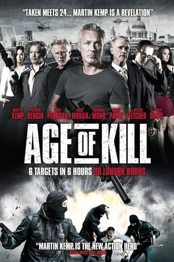 Poster of Age Of Kill