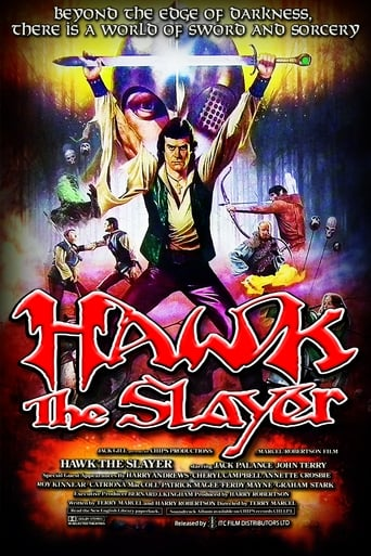 Poster of Hawk the Slayer
