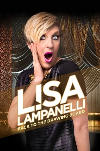 Poster of Lisa Lampanelli: Back to the Drawing Board