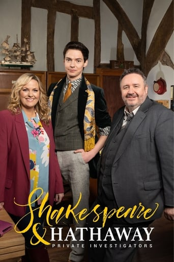 Shakespeare & Hathaway: Private Investigators Poster