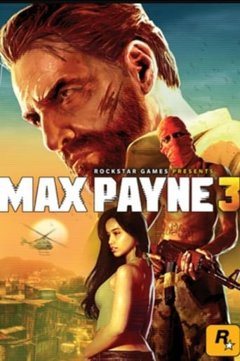 Poster of Max Payne 3