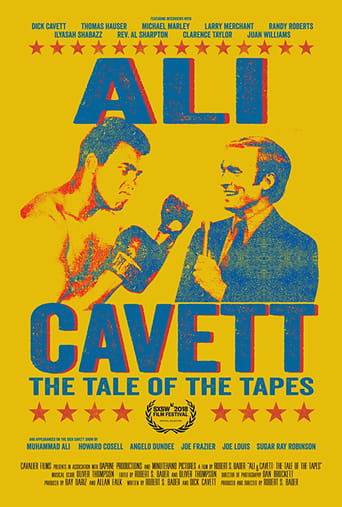 Poster of Ali & Cavett: The Tale of the Tapes