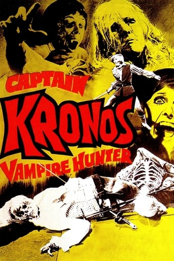 Captain Kronos - Vampire Hunter (1974) - poster