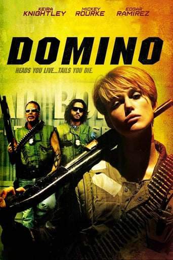 Domino (2005) - poster