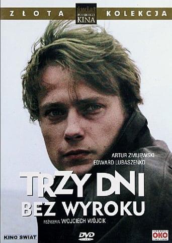 Poster of Trzy dni bez wyroku