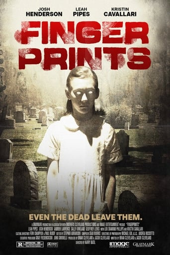 Poster of Fingerprints