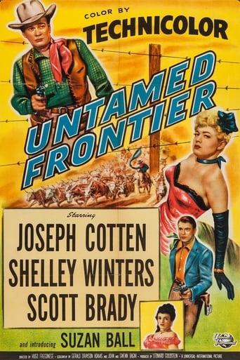 Poster of Untamed Frontier