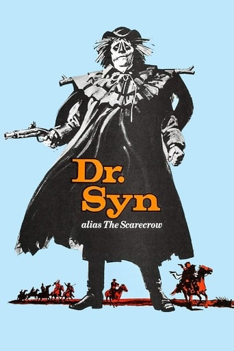 'Dr. Syn, Alias the Scarecrow (1963)