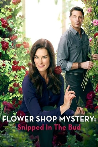 Poster of Flower Shop Mystery: Snipped in the Bud