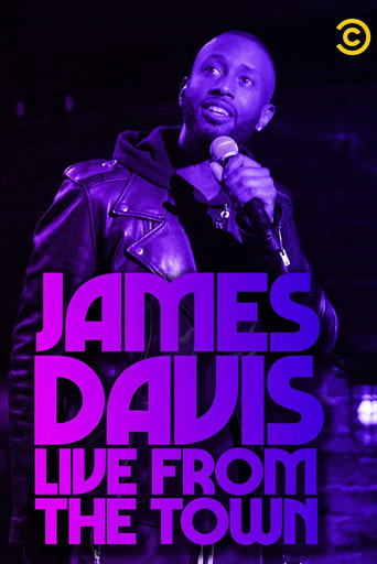 Image James Davis: Live from the Town