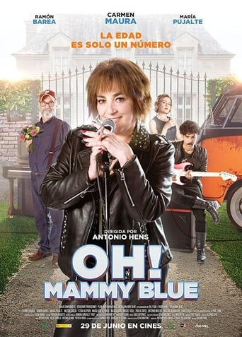 Poster of Oh! Mammy Blue