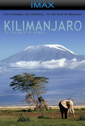 Kilimanjaro - To the Roof of Africa