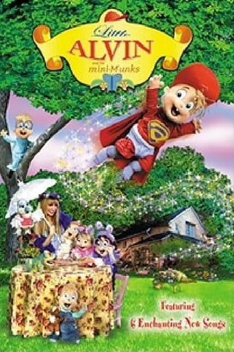 Poster of Little Alvin and the Mini-Munks