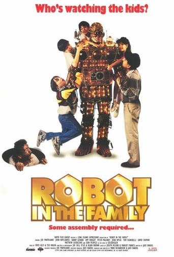 Poster of Robot in the Family