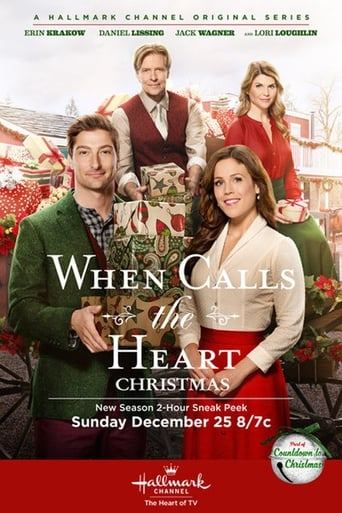 Poster of When Calls the Heart Christmas