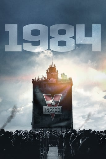Poster of 1984