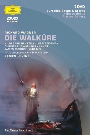 Poster of Die Walküre