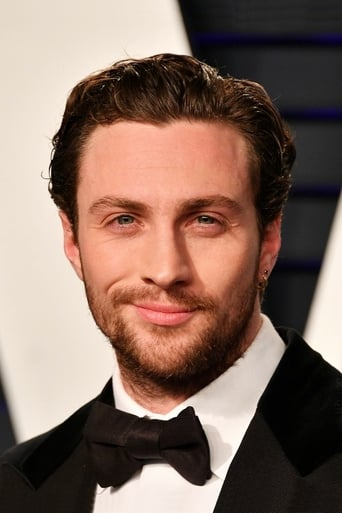 Aaron Taylor-Johnson alias Pietro Maximoff (uncredited)