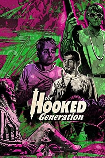 Poster of The Hooked Generation