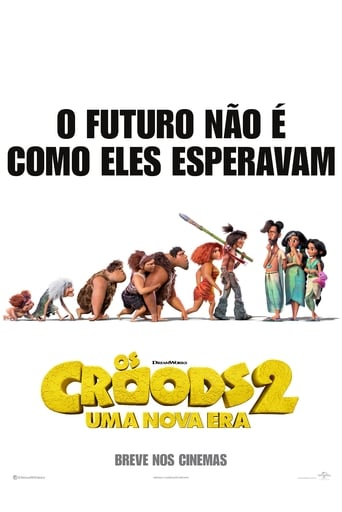Os Croods 2: Uma Nova Era Torrent (2020) Legendado HDCAM 720p – Download