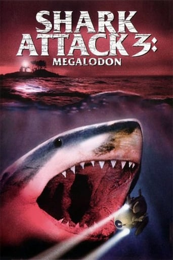 Poster of Shark Attack 3: Megalodon