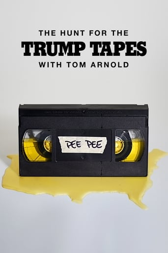 Poster of The Hunt for the Trump Tapes With Tom Arnold