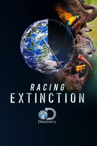 Poster of Racing Extinction