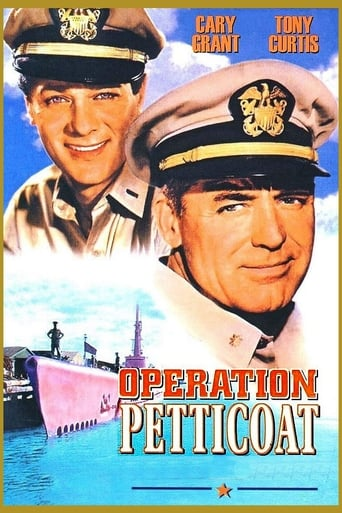 Poster of Operation Petticoat