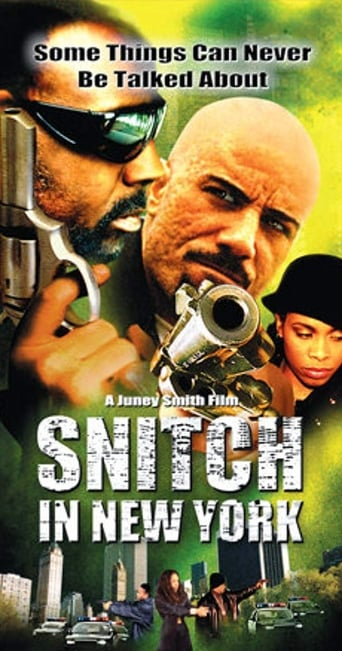 Poster of Snitch in New York
