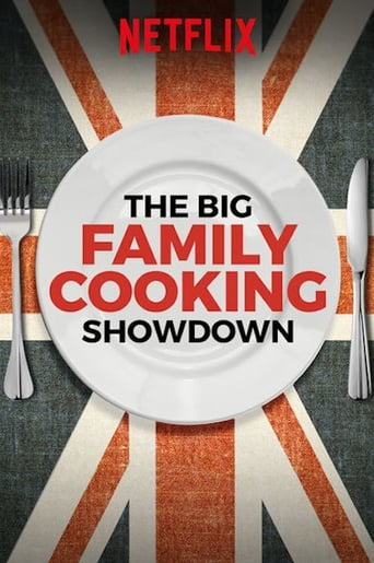 Capitulos de: The Big Family Cooking Showdown