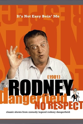 Poster of The Rodney Dangerfield Show: It's Not Easy Bein' Me