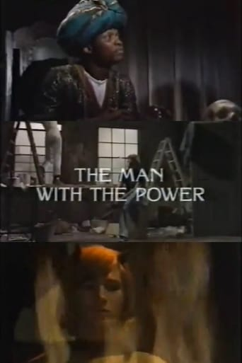 Poster of The Man with the Power