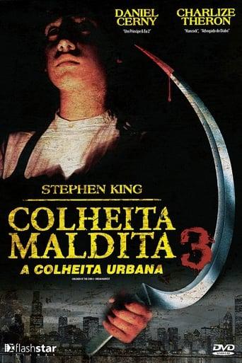 Colheita Maldita 3: A Colheita Urbana - Poster