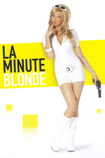 Poster of La minute blonde