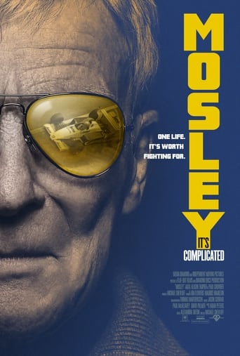 Poster of Mosley: It's Complicated