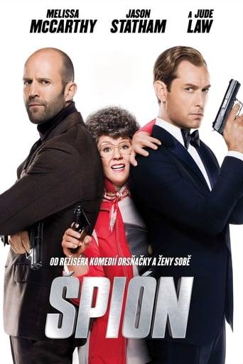 Poster of Špión