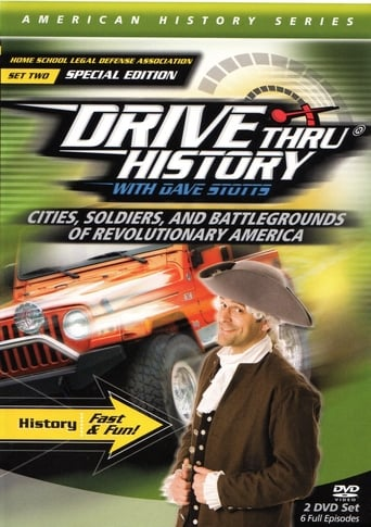 Drive Thru History - Cities, Soldiers, and Battlegrounds of Revolutionary America - Disc 1