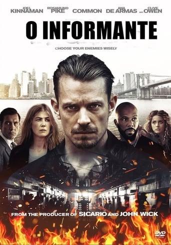 O Informante - Poster