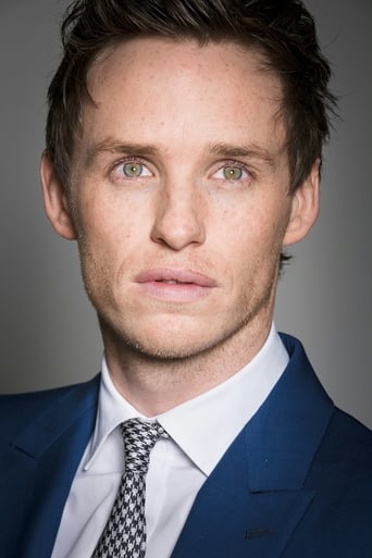 Image of Eddie Redmayne