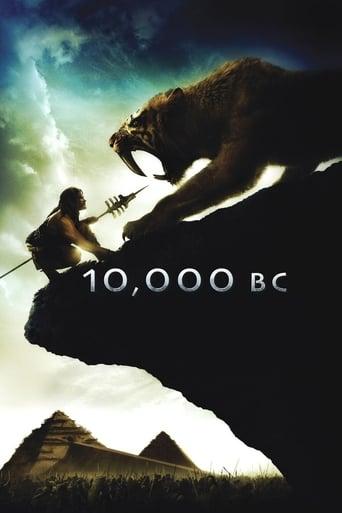10,000 BC (2008) - poster