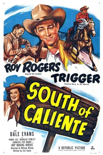 Poster of South of Caliente